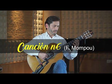 """""""Canción nº6"""" (F. Mompou) by José María Gallardo Del Rey"""