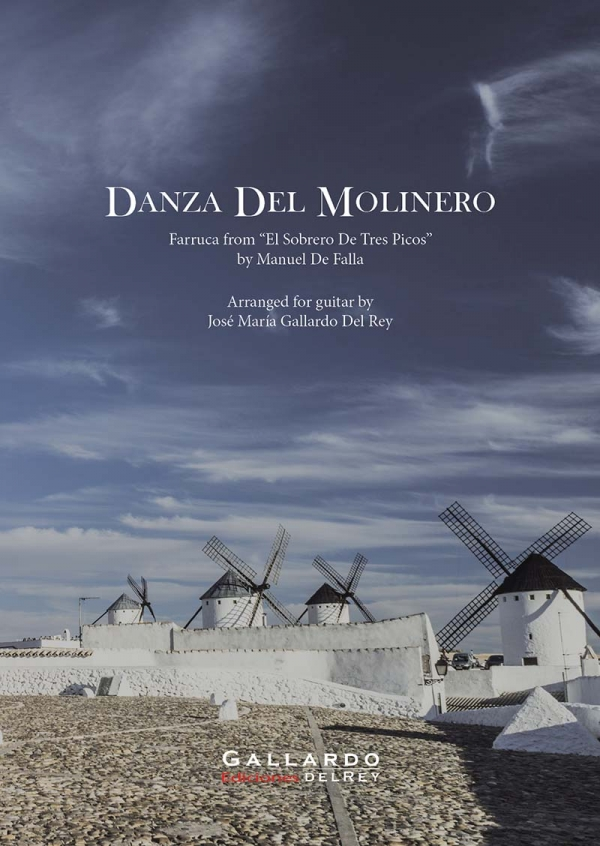 Danza Del Molinero de Manuel De Falla - Cover