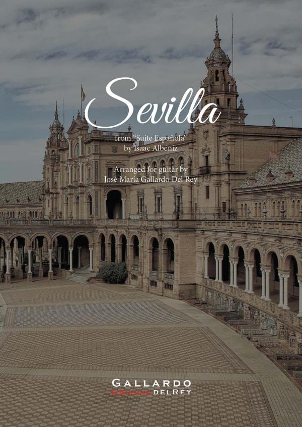 Gallardo Del Rey Ediciones. Sevilla - Cover