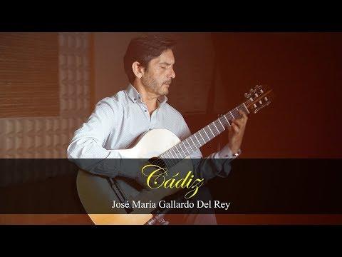 """""""Cádiz"""" - Suite Española Op. 47 (Isaac Albéniz) Arrangement by José María Gallardo Del Rey"""