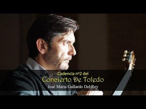 Cadencia nº2 del Concierto De Toledo by José María Gallardo Del Rey
