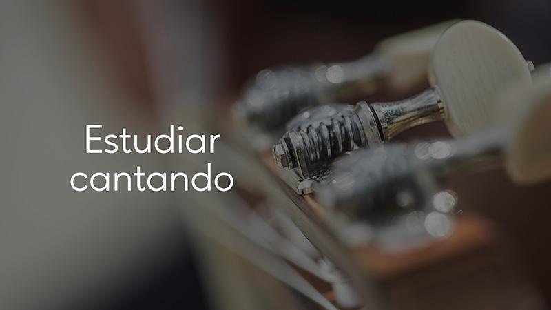 Spanish Guitar Academy. Consejo: Estudiar cantando.