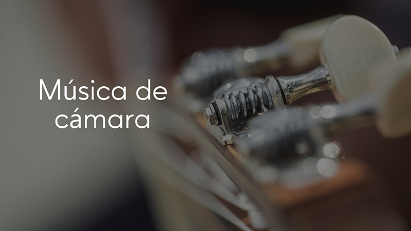 Spanish Guitar Academy. Consejo: Música de cámara.