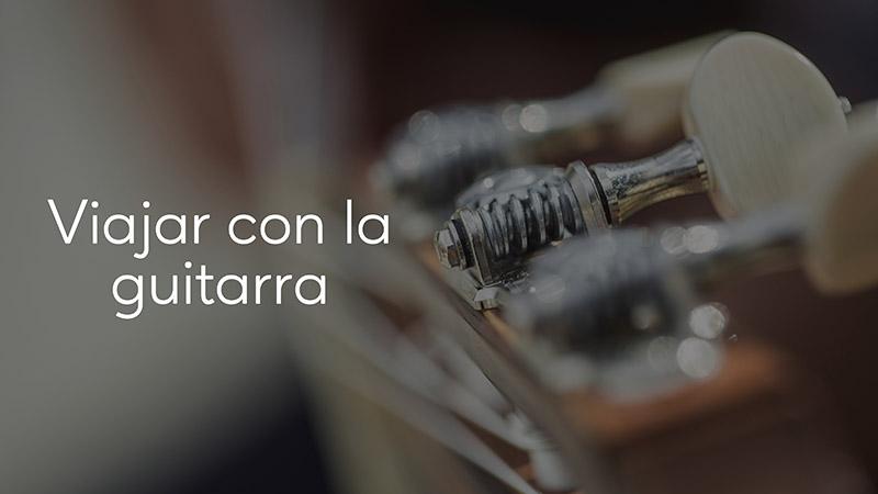 Spanish Guitar Academy. Consejo: Viajar con la guitarra.