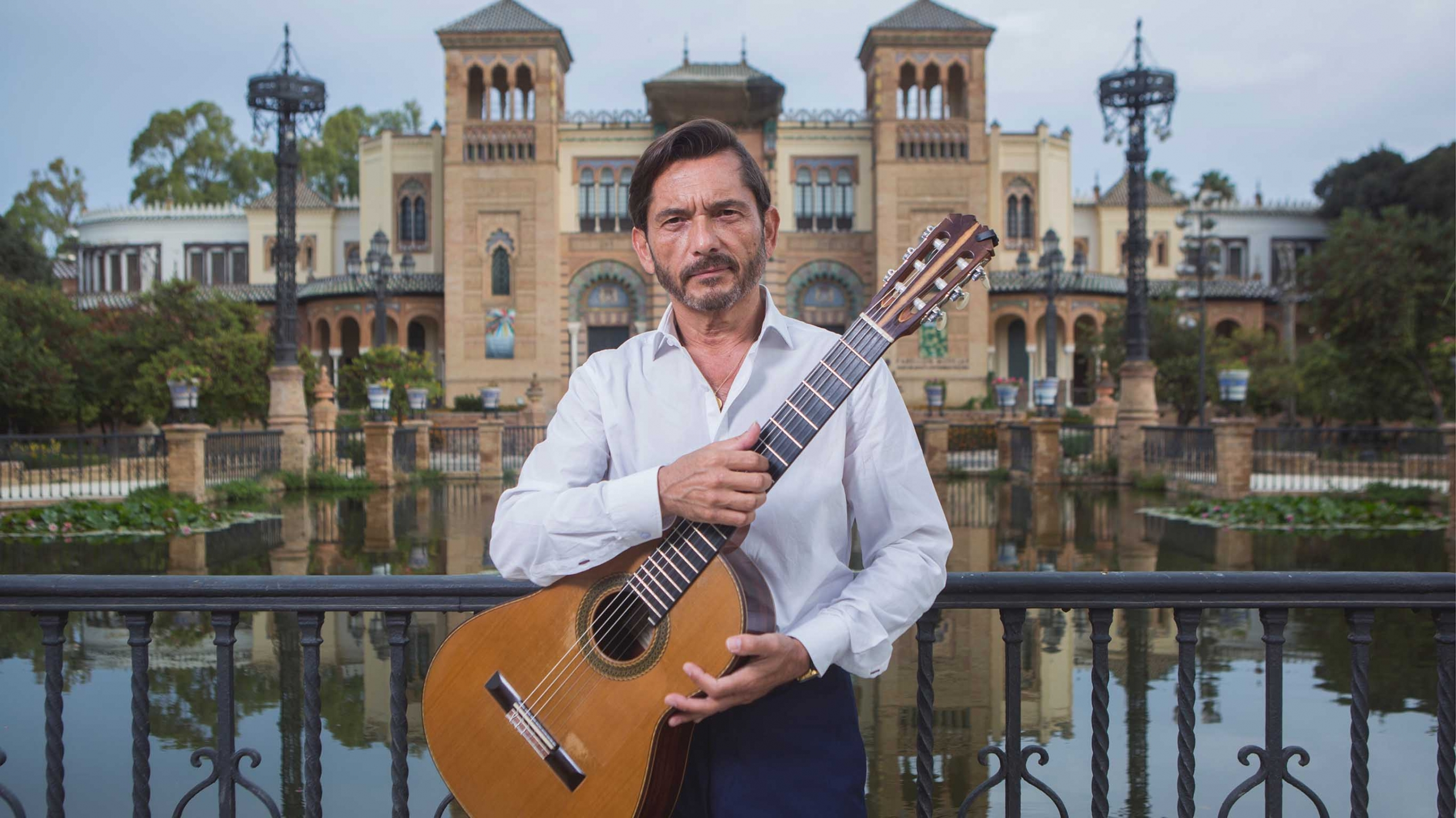 José María Gallardo Del Rey. Guitarist & Composer.