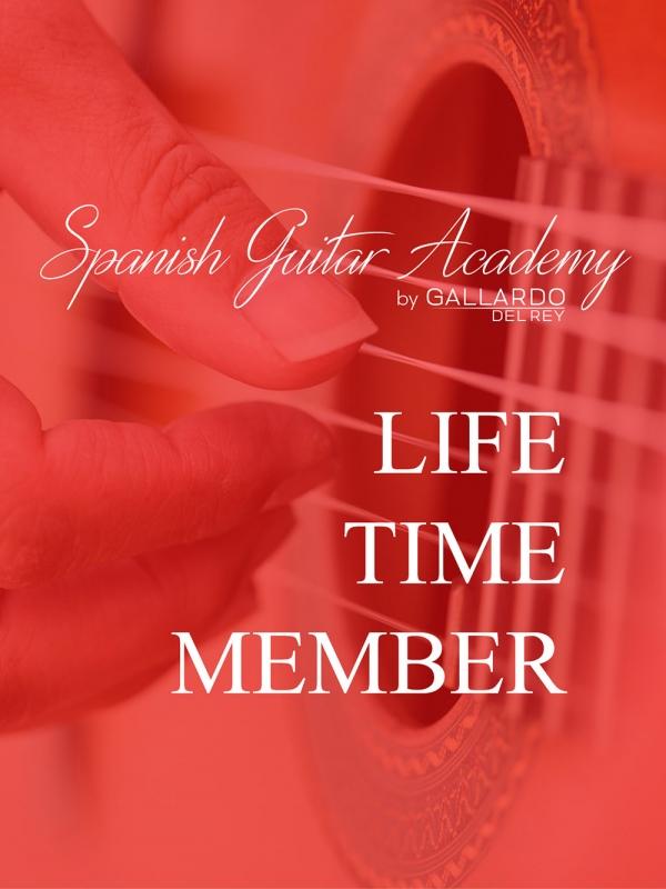 Spanish Guitar Academy by José María Gallardo Del Rey. Life Time Member.