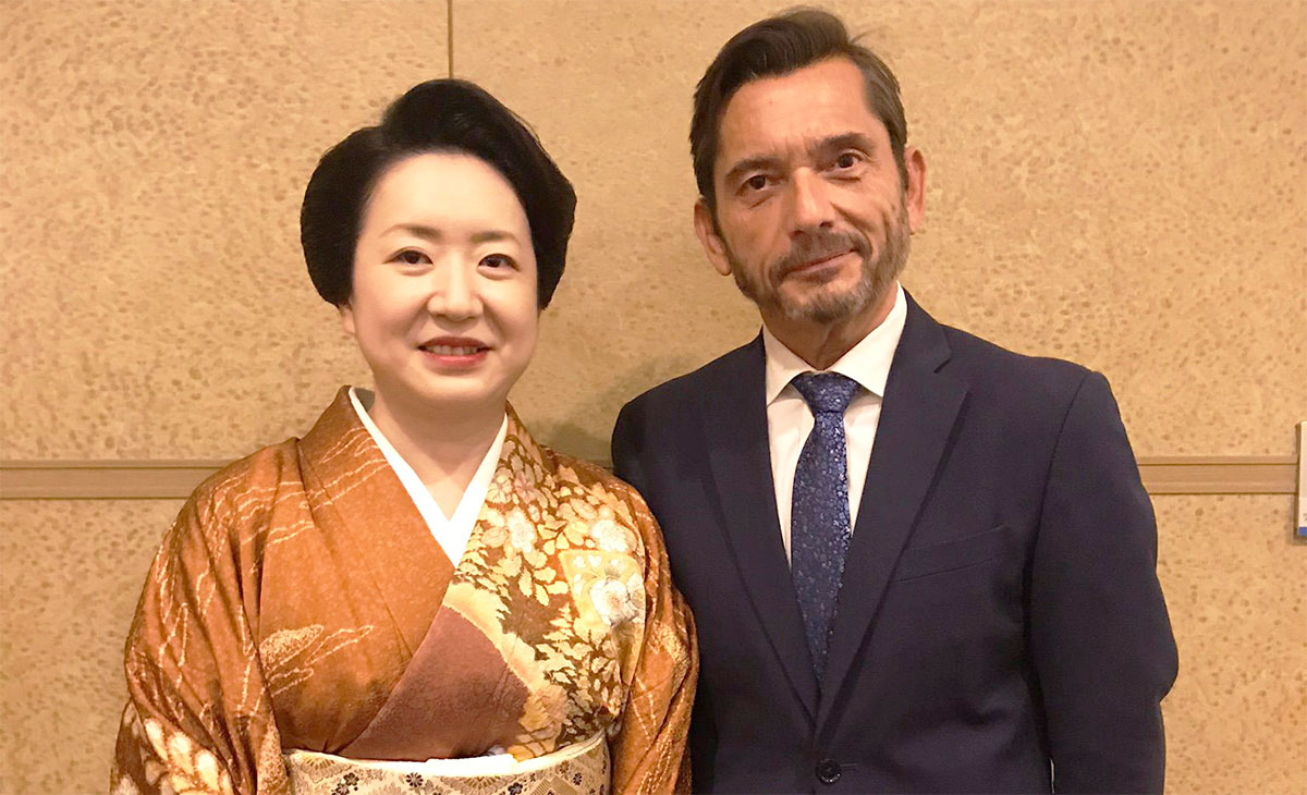 Fujuki Enokido (Koto) & JM Gallardo Del Rey